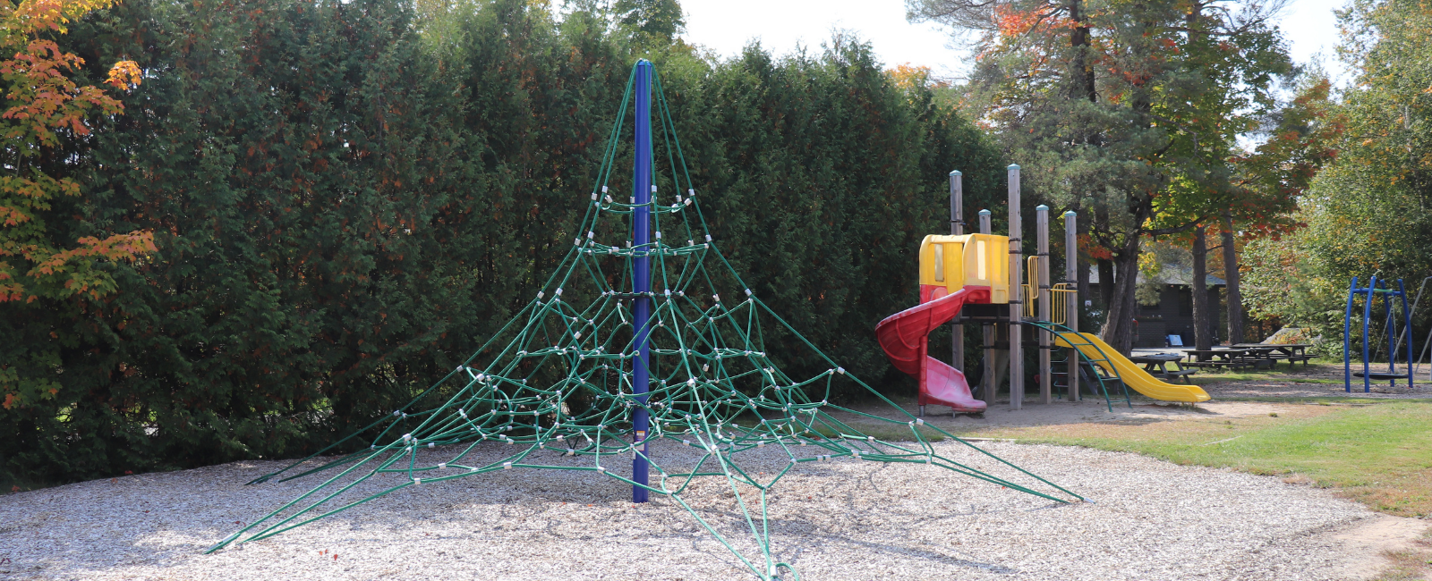 West Guilford playground equipment