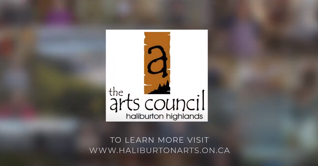 The Arts Council ~ Haliburton Highlands