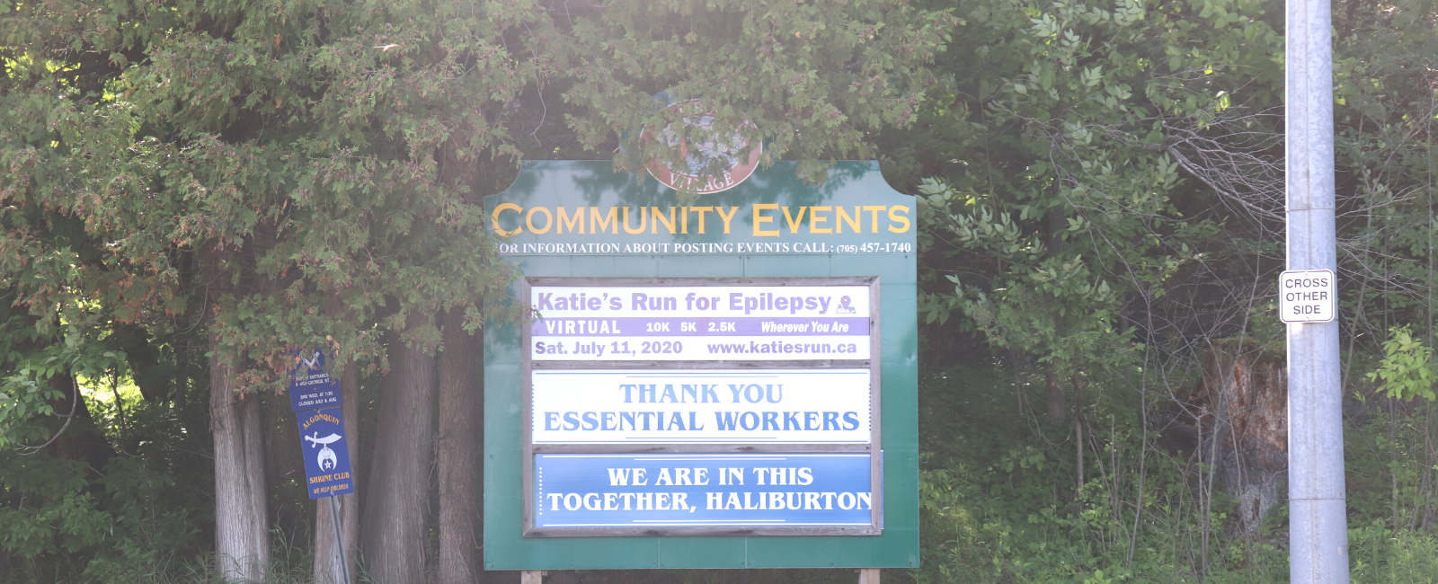Community Events Board